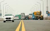 Kiểm soát tải trọng xe qua cầu Thăng Long để đảm bảo an toàn sau khi sửa chữa