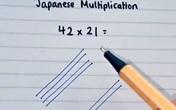"""Học người Nhật cách làm phép nhân """"quá nhanh, quá nguy hiểm"""""""