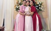 Dàn Hoa hậu Việt Nam về Kiên Giang dự cưới Thúy An