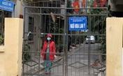 Hình ảnh Hà Nội phong tỏa ngõ 49 Dịch Vọng nơi có ca mới nhất trong cộng đồng
