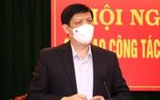 Bộ trưởng Bộ Y tế: Dịch COVID-19 không thể kết thúc trong 6 tháng đầu năm 2021