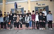 Hải Phòng tạm giữ 34 thanh niên vượt chốt từ Hải Dương sang