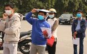 Hải Dương: Siết chặt việc cấp giấy ra vào cho công nhân làm việc tại ổ dịch Cẩm Giàng
