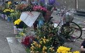 """Hoa tươi """"rẻ như cho"""" sau Tết, người trồng hoa nghẹn ngào, dân lao vào giải cứu"""