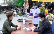 Quế Võ - Bắc Ninh: Xử phạt gần 100 người không đeo khẩu trang phòng dịch COVID-19