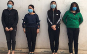 Ninh Bình: Bắt quả tang 4 nữ quái sát phạt nhau trên chiếu bạc