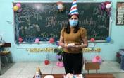 """Sinh nhật đặc biệt tại khu cách ly """"hạnh phúc"""" ở tâm dịch Hải Dương"""