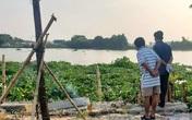 Tá hỏa phát hiện thi thể trùm kín đầu lẫn trong đám lục bình ở sông Sài Gòn