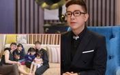 Ca sĩ Long Nhật: Tôi nịnh vợ và các con rất giỏi!