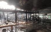Bình Dương: Cháy lớn thiêu rụi hàng chục ki ốt, phòng trọ và nhà dân