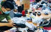 20 người livestream trong kho hàng lậu ở Đồng Nai