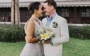 Chồng cũ Hồng Nhung và vợ đại gia kỷ niệm ngày cưới bằng loạt ảnh tình tứ