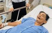 """Diễn viên """"Biệt động Sài Gòn"""" - Thương Tín bị đột quỵ, sức khoẻ rất yếu nhưng chưa liên hệ được người nhà"""
