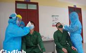 Hải Phòng: Mọi công dân chuẩn bị nhập ngũ phải lấy mẫu xét nghiệm SARS-CoV-2