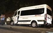 Vụ tai nạn liên hoàn trên đèo Bảo Lộc: Công an làm việc với 6 tài xế