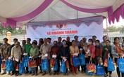 King Coffee trao tặng hơn 200 phần quà Tết tại Bình Phước