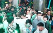 """Đang bị """"tầm nã"""" vì gây ra vụ nổ súng, giang hồ đất Cảng vẫn vào quán bar ăn chơi"""