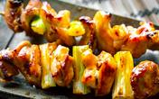 Cách làm món gà nướng xiên que kiểu Nhật