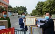 6 cán bộ, giáo viên Trường Tiểu học Xuân Phương nhận giấy khen trong phòng chống dịch COVID-19