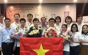 """Học sinh Việt Nam liên tục giành """"mưa huy chương"""" các kỳ thi Olympic"""