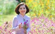 Mẹ đảm Bắc Giang mách bí quyết cắm hoa thược dược trang trí nhà đón Tết đẹp không kém gì hoa ngoại nhập