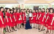 Xúng xính váy đẹp du xuân với Trần Ngọc Hằng Store