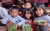 Mất nhà do sạt lở, dân bản ở Quảng Bình đón Tết trong lán tạm