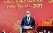 """Thủ tướng Chính phủ Nguyễn Xuân Phúc: """"Chính phủ, lãnh đạo Bộ Y tế thực sự rất cảm động, đánh giá cao sự hy sinh cao cả đó"""""""