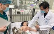Bệnh viện Nhi T.Ư thông tin về sức khoẻ bé gái rơi từ tầng 13 được cứu sống thần kỳ