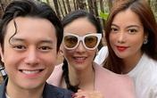 Trương Ngọc Ánh du lịch cùng mẹ, con gái và 'bạn trai tin đồn'