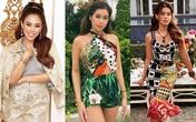 Em chồng Hà Tăng diện đẹp cả loạt váy áo ít người dám mặc