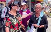 Nghệ sĩ cải lương Trang Thanh Xuân bệnh tật, bán vé số ở tuổi 71