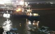 Thâu đêm tìm kiếm hai vợ chồng mất tích trên sông Đồng Nai