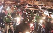 """Dịch COVID-19 được kiểm soát, Hà Nội lại """"điệp khúc"""" tắc đường"""