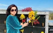 Phương Loan nhớ Chí Tài sau 100 ngày chồng mất