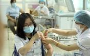 Hơn 6.300 người ở Hà Nội tiêm vaccine COVID-19, cả nước gần 34.000