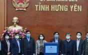 Thứ trưởng Đỗ Xuân Tuyên kiểm tra công tác phòng chống dịch COVID-19 các cụm, KCN tại Hưng Yên