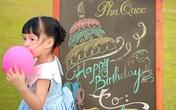 Con gái hoa hậu Đặng Thu Thảo được mẹ tổ chức tiệc sinh nhật 3 tuổi ở Phú Quốc