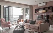"""Bỏ ra 800 triệu cải tạo nội thất, gia chủ """"thu về"""" căn hộ 170m² đẹp như bản tình ca lãng mạn ở Sài Gòn"""