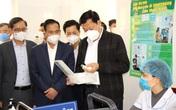 Thứ trưởng Bộ Y tế Đỗ Xuân Tuyên: Hải Dương không để dịch chồng dịch