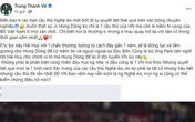 """Tranh cãi gay gắt việc MC Thành Trung """"phân biệt vùng miền"""" sau chấn thương kinh hoàng của Hùng Dũng"""