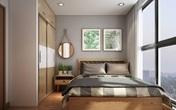 Thiết kế, thi công nội thất chung cư 70m2 tiết kiệm diện tích