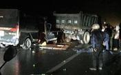 Danh tính 3 người tử vong trong vụ xe khách va xe tải gây tai nạn kinh hoàng ở Thái Nguyên