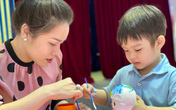 Vất vả giành quyền nuôi con suốt 2 năm với chồng cũ, Nhật Kim Anh chăm sóc con trai thế nào?