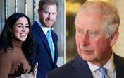 """Rộ tin đồn Thái tử Charles là """"máy rút tiền""""  của Meghan Markle và Hoàng tử Harry"""