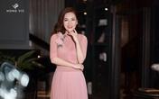 Đan Lê đồng hành trong BST mới của Hong Vic Fashion