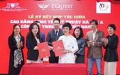 """Trường Cao đẳng Kinh tế - Kỹ thuật Hà Nội ký kết với 6 doanh nghiệp nhằm đảm bảo """"đầu ra"""" cho sinh viên"""