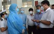 Thứ trưởng Đỗ Xuân Tuyên kiểm tra công tác nhập cảnh và phòng chống dịch COVID-19 ở Tây Ninh
