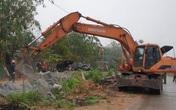 Vĩnh Phúc: Cưỡng chế nhiều công trình lấn chiếm đất công để xây dựng nhà ở