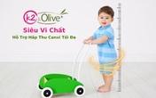"""Đi tìm lý do """"siêu vi chất"""" K2&Olive được tin dùng khi kết hợp với Vitamin D3 để hỗ trợ phát triển chiều cao cho trẻ nhỏ."""